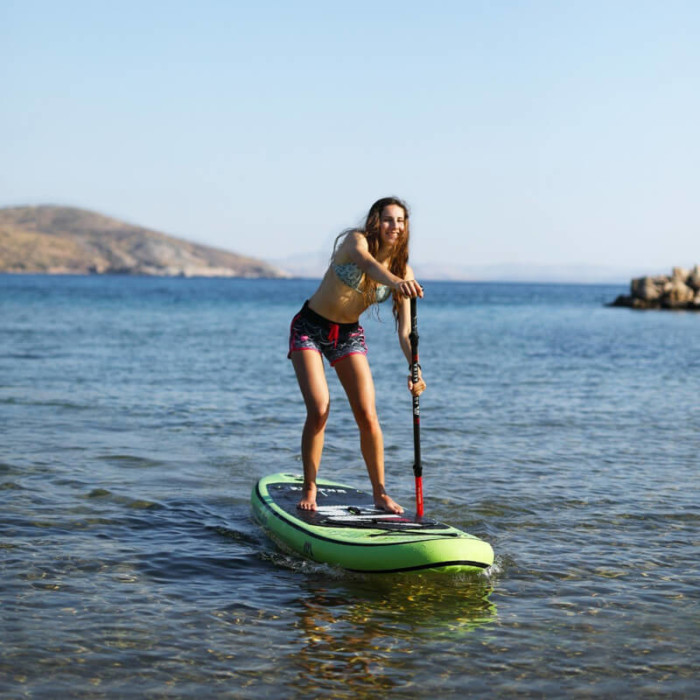 Aqua Marina BREEZE All Rounder Inflatable Paddle Board
