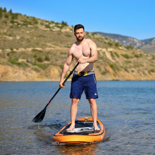 Aqua Marina FUSION All Rounder Inflatable Paddle Board