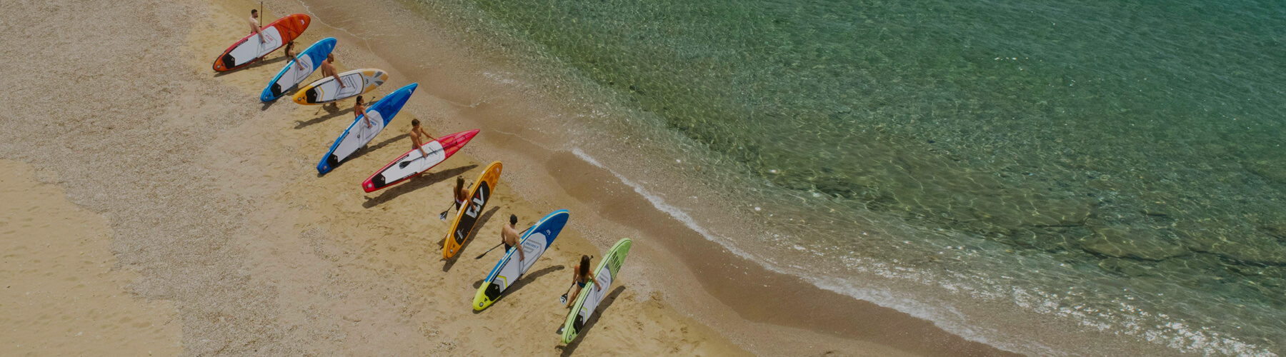iSUP Paddle Boards in Ireland