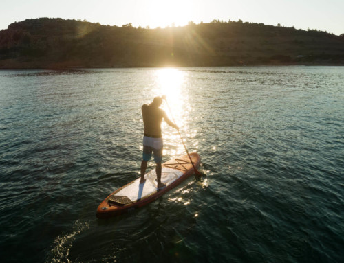 What is a stand up paddle board?