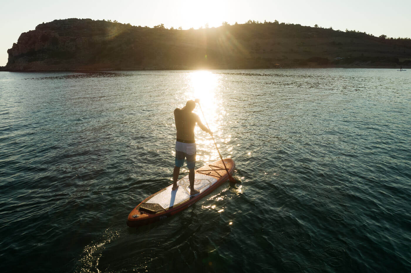 What is a stand up paddle board