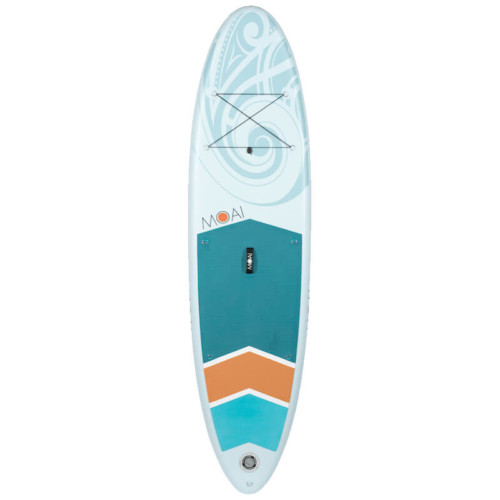 "Buy the MOAI 10'6"" All Rounder Inflatable Paddle Board"
