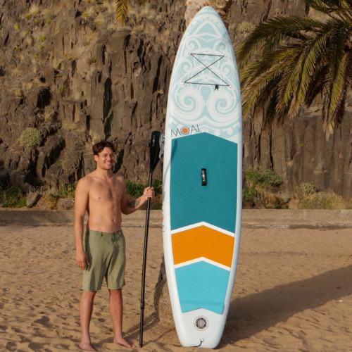 Buy the MOAI 11' All Rounder Inflatable Paddle Board