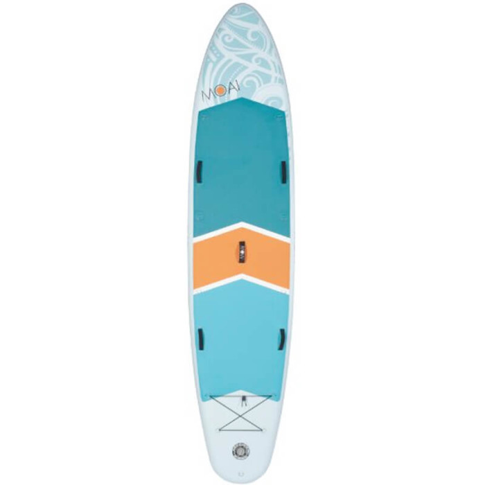 """Buy the MOAI 12'4"""" All Round Multi Person Inflatable Paddle Board"""