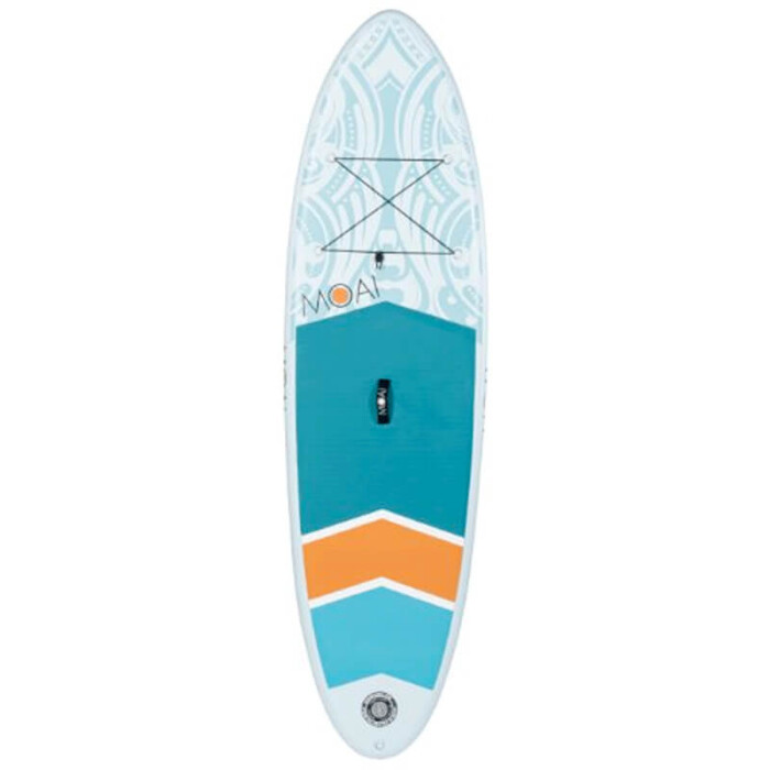"Buy MOAI 9'5"" Inflatable SUP All Round Stand Up Paddle Boards Ireland"