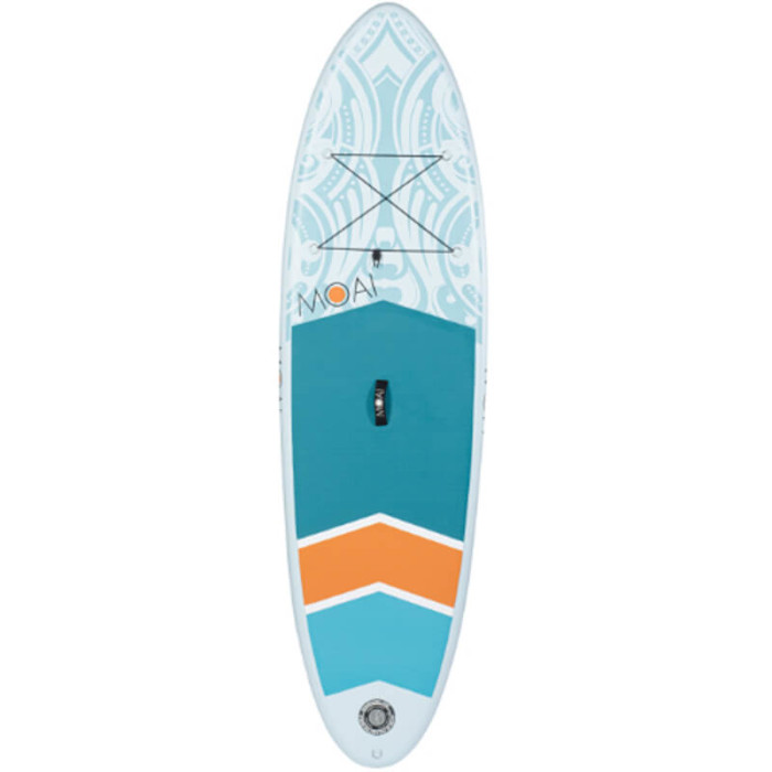 "Buy the MOAI 9'5"" All Round Inflatable Paddle Board"