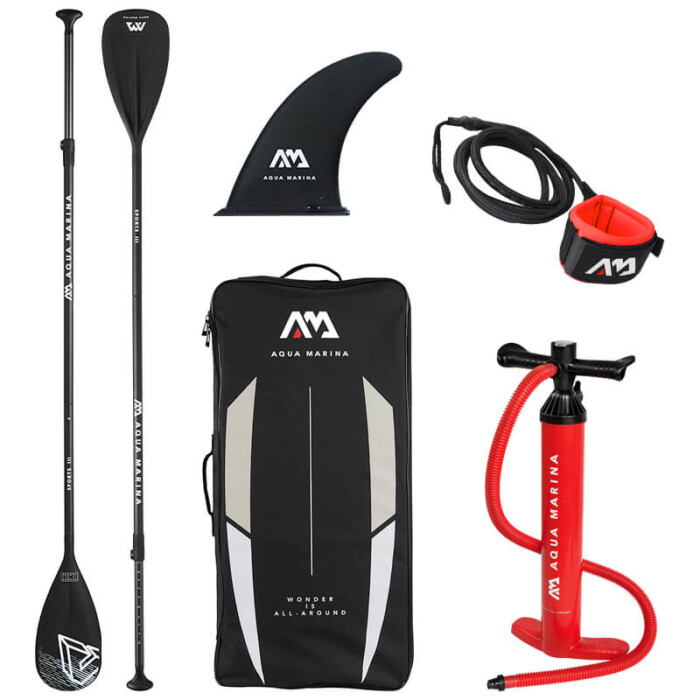 Aqua Marina SUP Included Equipment for Stand Up Paddle Boards - Buy Online in Ireland