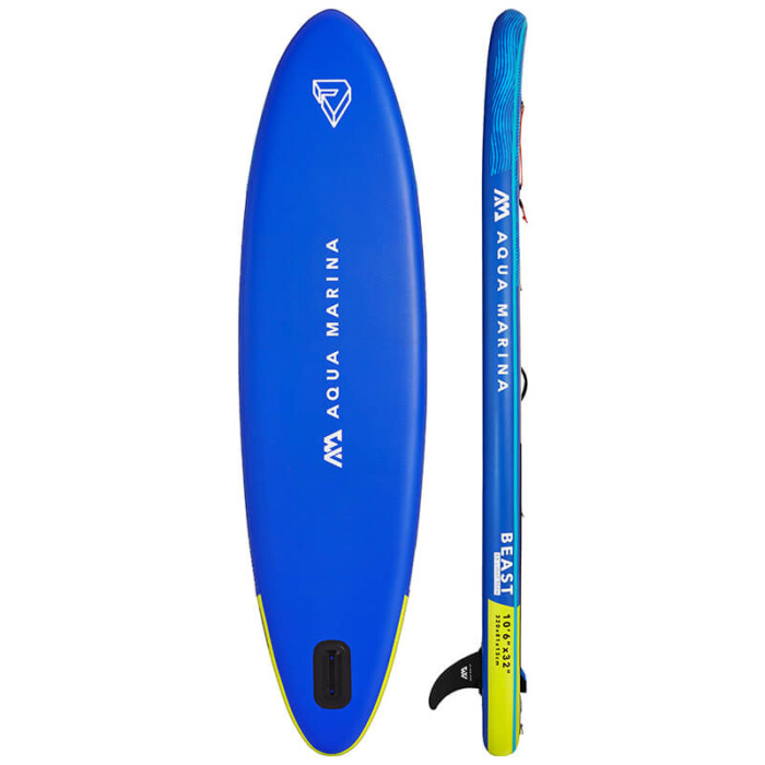 Aqua Marina BEAST All Round Advanced Inflatable Paddle Board - Buy Online in Ireland