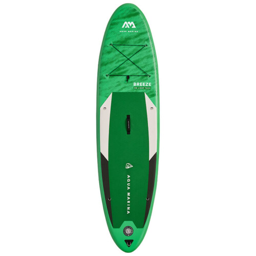 Aqua Marina BREEZE All Round Inflatable Paddle Board - Buy Online in Ireland