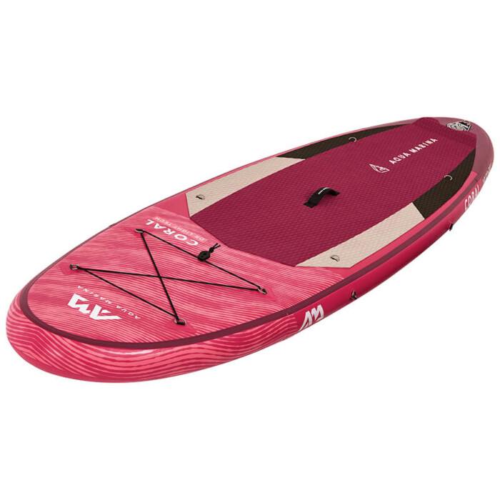 Aqua Marina CORAL All Round Advanced Inflatable Paddle Board - Buy Online in Ireland