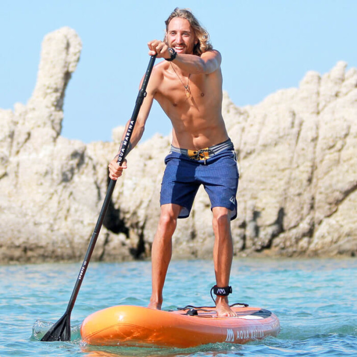 Aqua Marina FUSION All Round Inflatable Paddle Board - Buy Online in Ireland