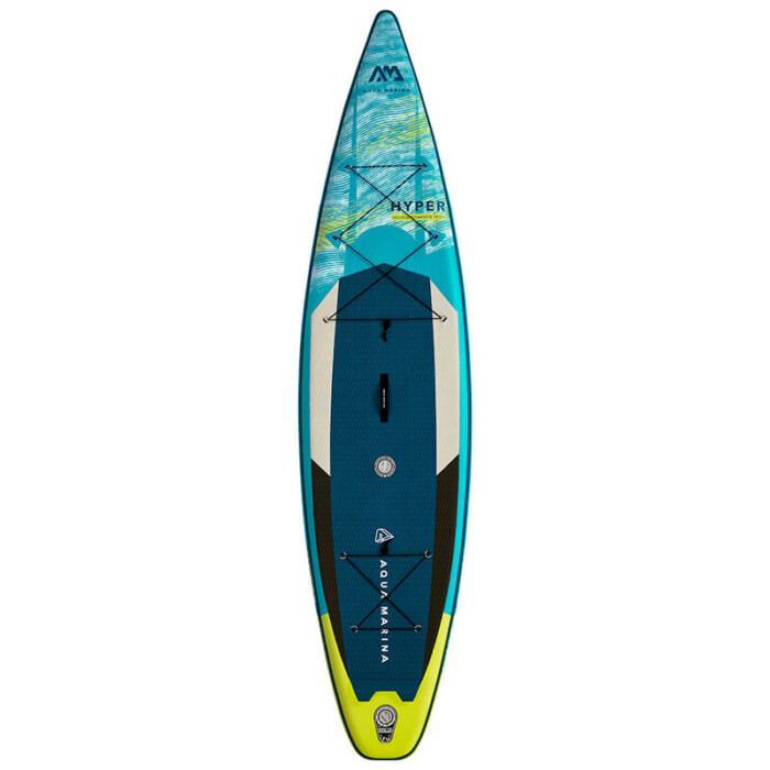 "Aqua Marina HYPER 11'6"" All Round Advanced Inflatable Paddle Board - Buy Online in Ireland"
