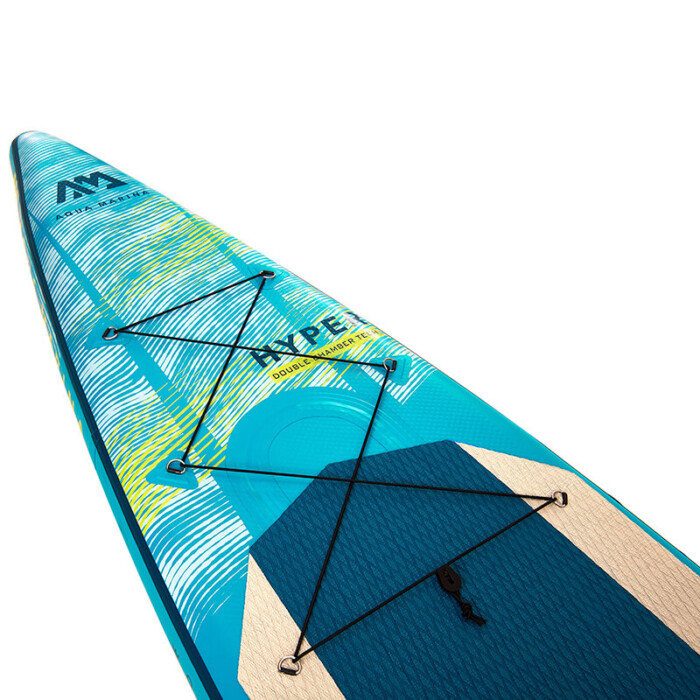 """Aqua Marina HYPER 12'6"""" All Round Advanced Inflatable Paddle Board - Buy Online in Ireland"""