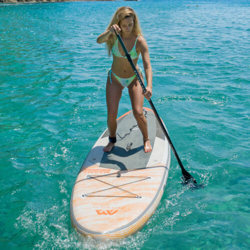 Aqua Marina MAGMA All Round Advanced Inflatable Paddle Board - Buy Online in Ireland