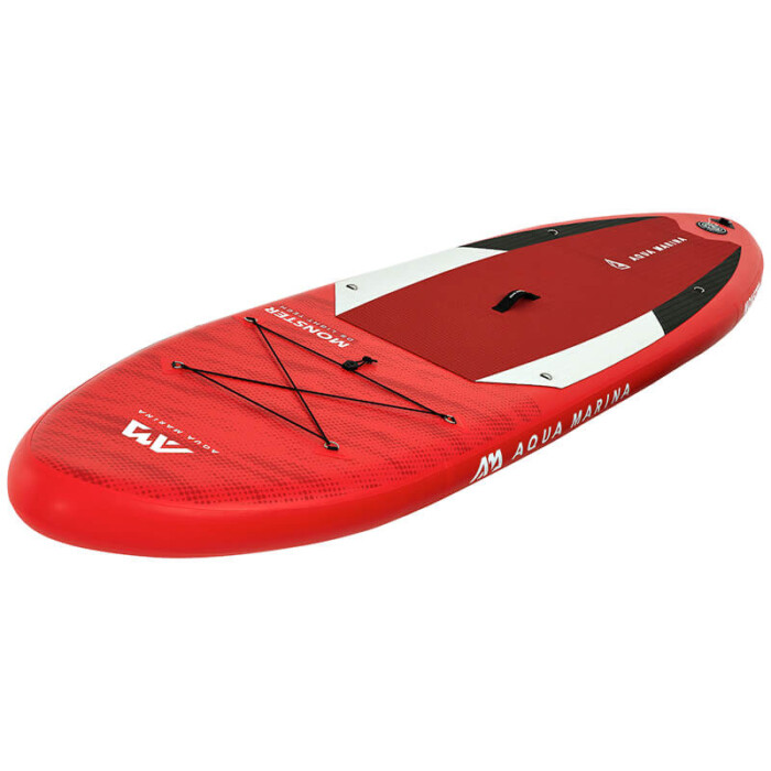Aqua Marina MONSTER All Round Inflatable Paddle Board - Buy Online in Ireland