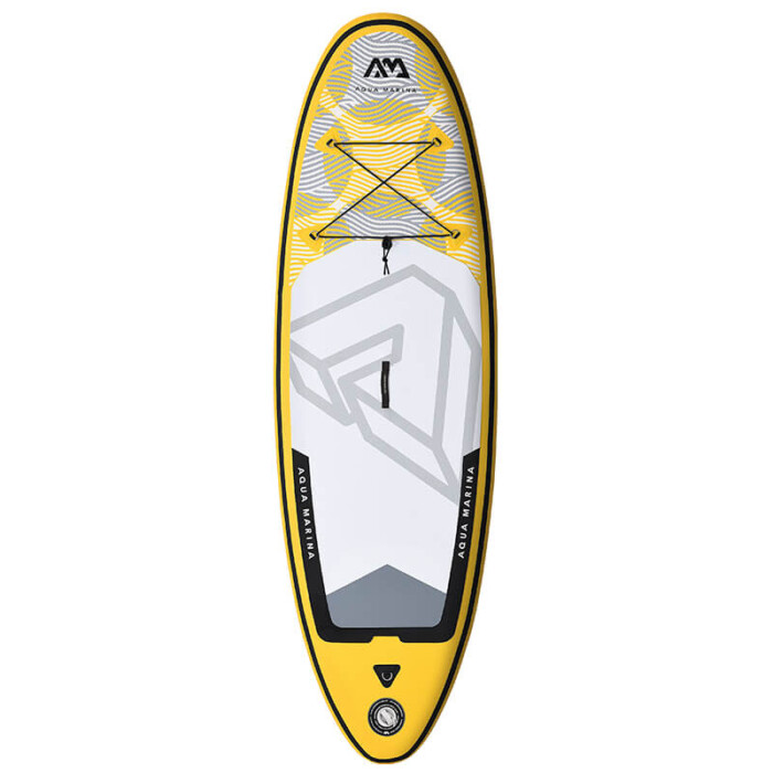 "Aqua Marina VIBRANT 8'0"" Kids Youth Inflatable Paddle Board - Buy Online in Ireland"