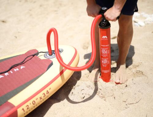 Paddle board care