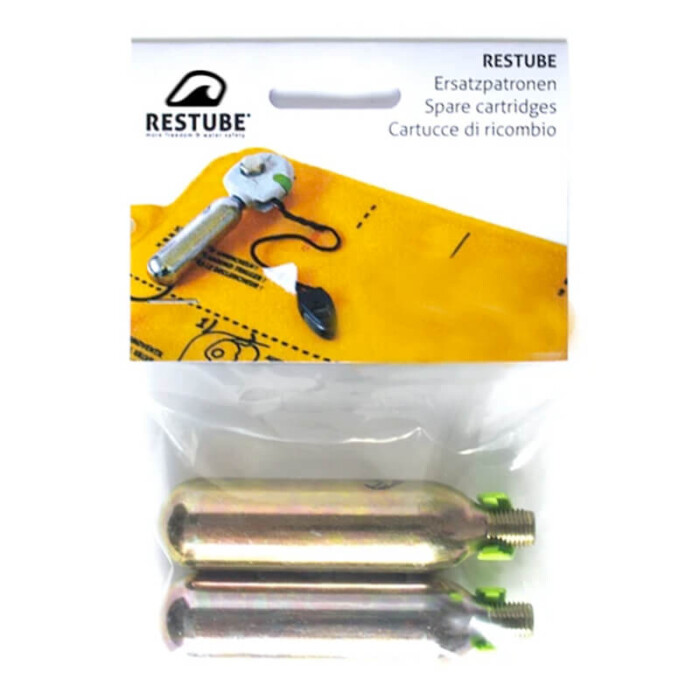 Buy Restube Spare Cartridges 16g x 2 in Ireland