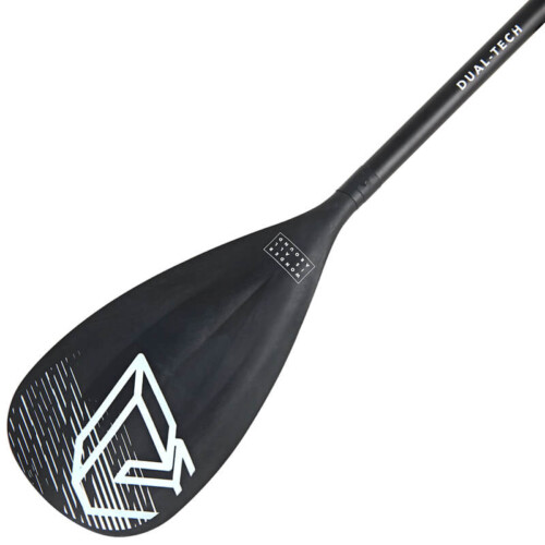 Aqua Marina Dual Tech 2-in-1 Adjustable Aluminium SUP & Kayak Paddle for Stand Up Paddle Boards - Buy Online in Ireland
